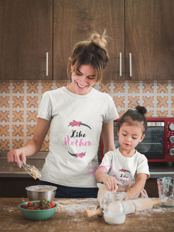Like Daughter Shirt - Mommy Fashion Life