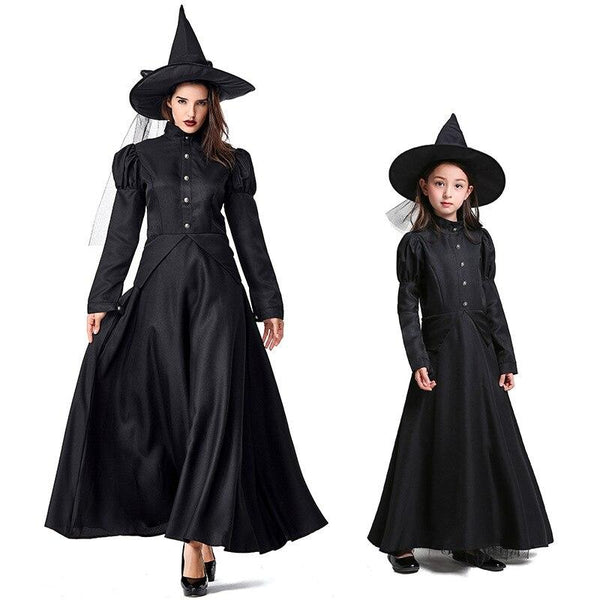 Mom and Me Witch Costume - Mommy Fashion Life