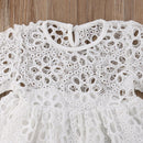 Mommy and Me White Lace Dress - Mommy Fashion Life