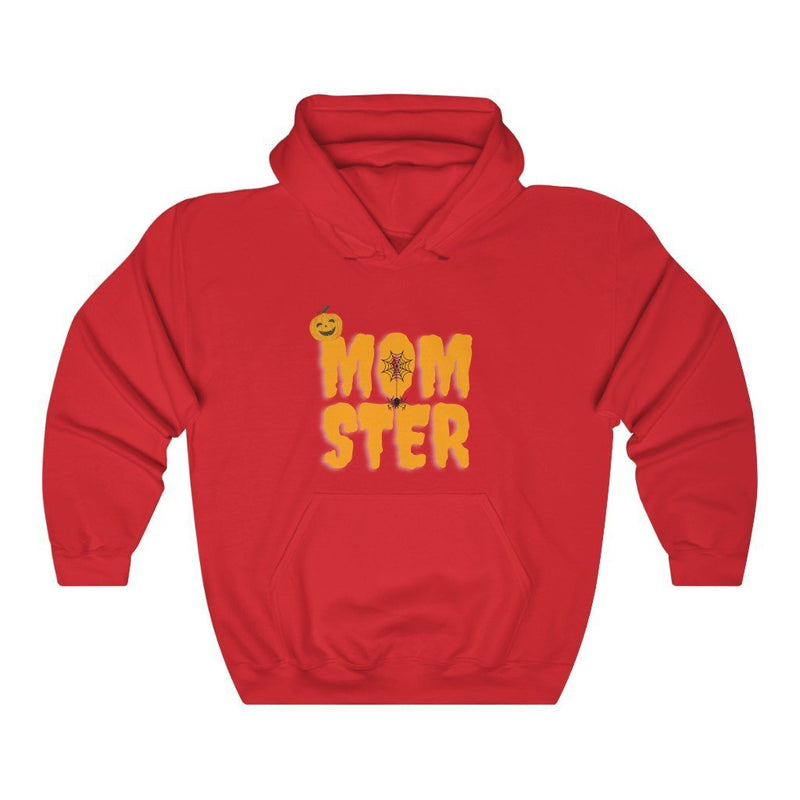 Momster Halloween Hooded Sweatshirt - Mommy Fashion Life