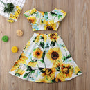 Sunflower 2Pcs - Mommy Fashion Life