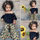 Sunflower Power - Mommy Fashion Life