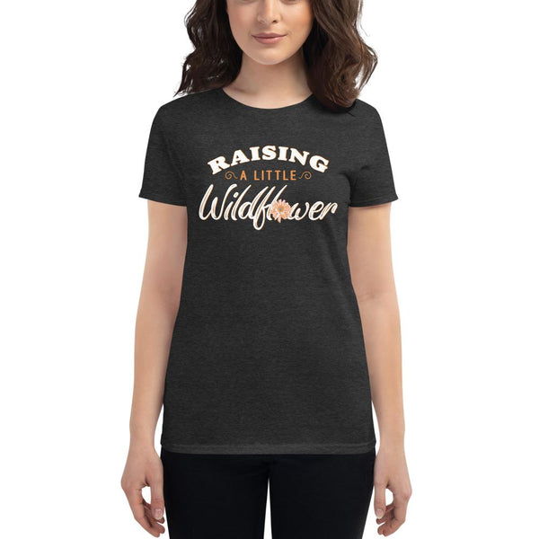 Wildflower t-shirt - Mommy Fashion Life
