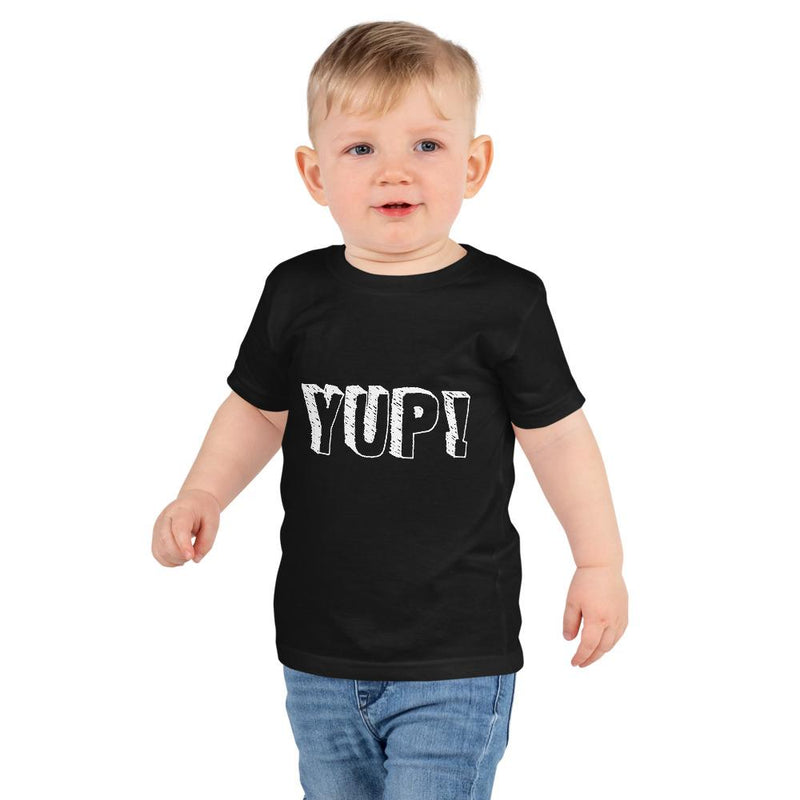 Yup! kids t-shirt - Mommy Fashion Life