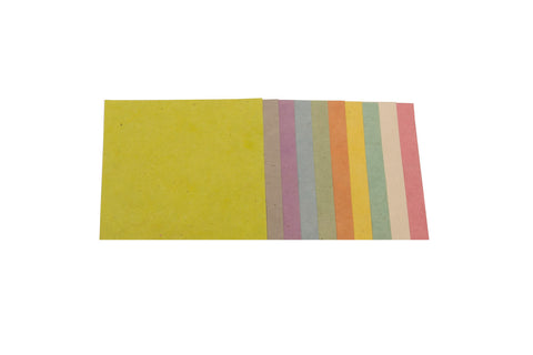 Origami Sheets - Pale Colours - Pack of 20