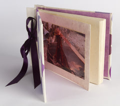 Boxed Photo Album - Lokta Hearts - Photo Albums - Anglesey Paper Company  - 6