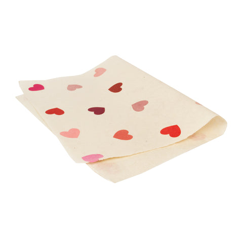 Gift Wrap - Pink Hearts