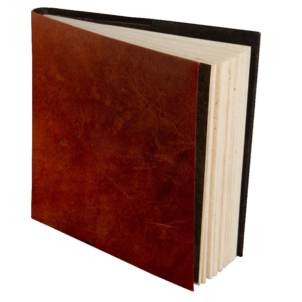 Large Goat Leather Journal - Leather Journal - Anglesey Paper Company