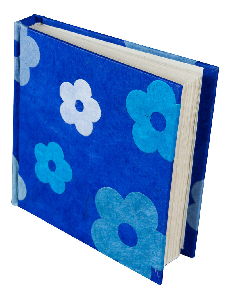 Notebook - Daisy Blue - Notebooks - Anglesey Paper Company