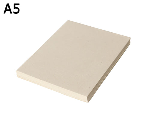 A5 Handmade Lokta Paper - Natural - 50 Sheets