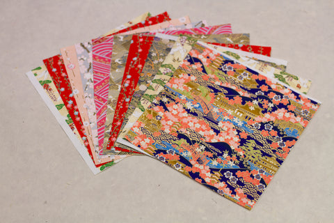 Crafting Sheets Pack - Yuzen Washi