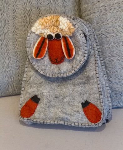 Childrens Felt Bags