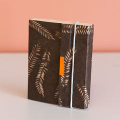 Trekker Journal - Brown Ferns