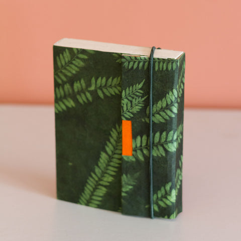 Trekker Journal - Green Ferns