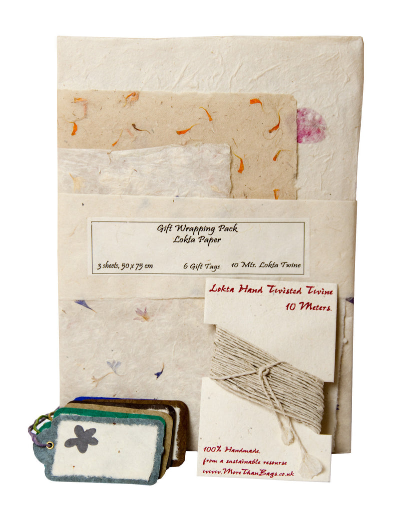 Gift Wrap Pack - Petals - Gift Wrap Packs - Anglesey Paper Company