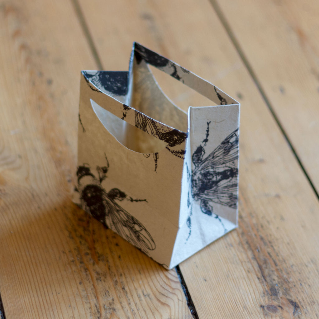 Small Gift Bag - Bees