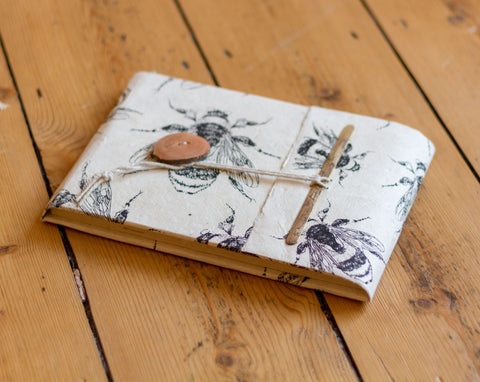 Bees Traveler Journal