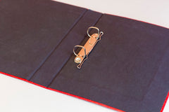A4 Ring Binder - Red