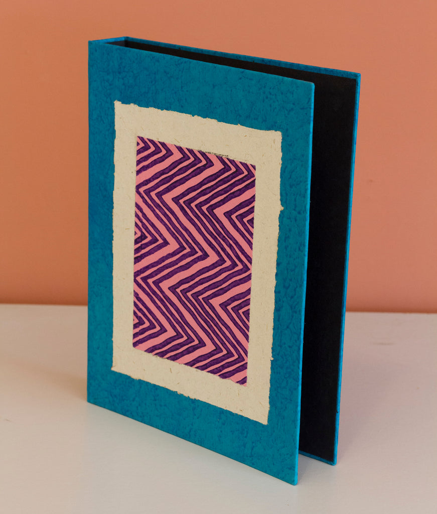 A4 Ring Binder - Blue