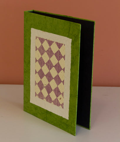 A4 Ring Binder - Green