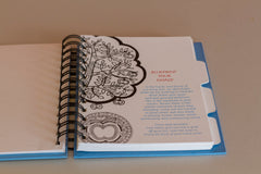 Spiral Notebook - Happiness