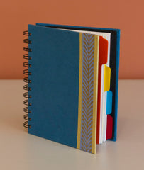 Spiral Notebook - Blue