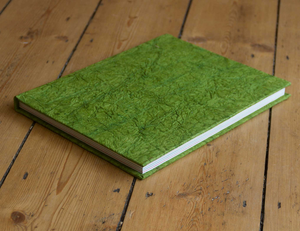 Recipe Book - Green
