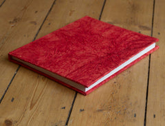 Recipe Book - Red