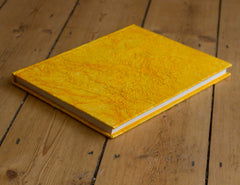 Recipe Book - Yellow
