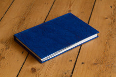 Telephone and Address Book ~ A to Z ~ Blue