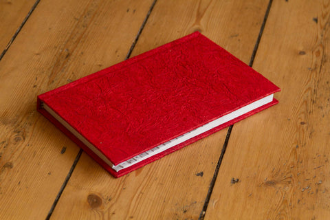 Telephone and Address Book ~ A to Z ~ Red