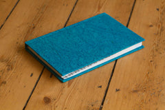 Telephone and Address Book ~ A to Z ~ Teal