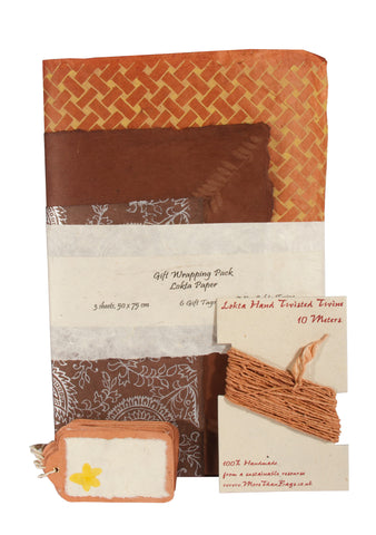 Gift Wrap Pack - Browns