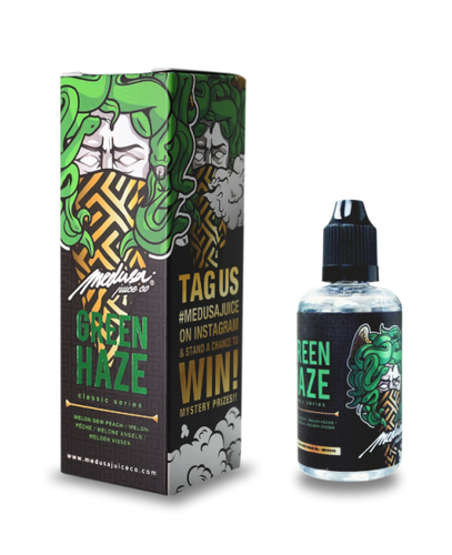 Green Haze - MEDUSA JUICE CO.