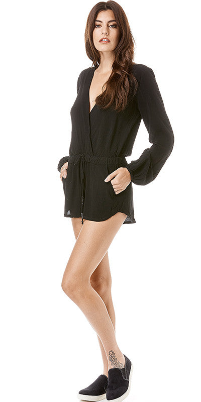 Long Sleeve Christie Romper