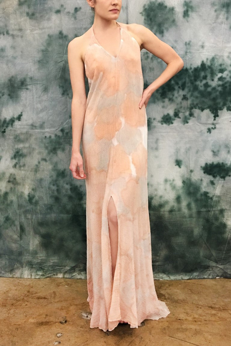 Venus Dress in Cotton Gauze