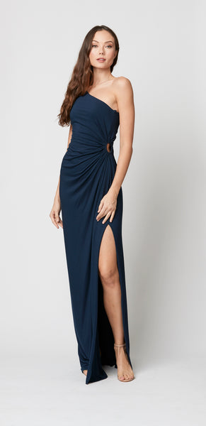 Siena One Shoulder Maxi