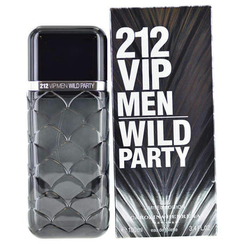 212 Vip Wild Party Cologne for Men by Carolina Herrera