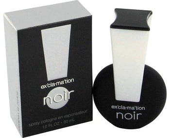 Coty Exclamation Noir