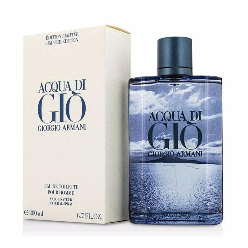 Acqua Di Gio Blue Edition Cologne for Men