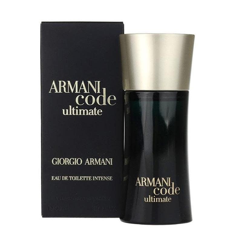 Armani Code Ultimate Cologne for Men