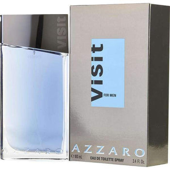 Azzaro Visit for Men Edt