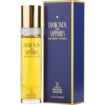 Diamond And Sapphires by Elizabeth Taylor Perfume for Women