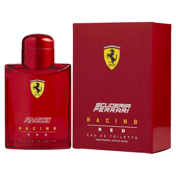 Ferrari Scuderia Racing Red Cologne for Men by Ferrari
