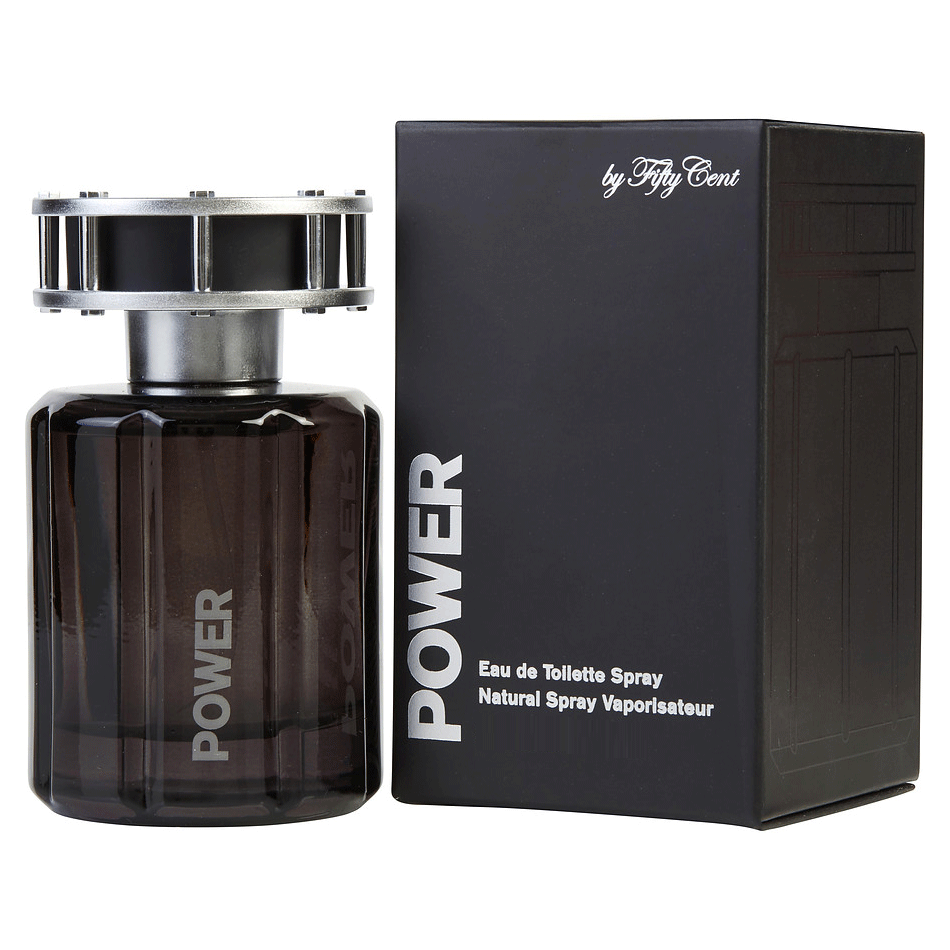 Fifty Scent Power Cologne for Men by 50 Scent