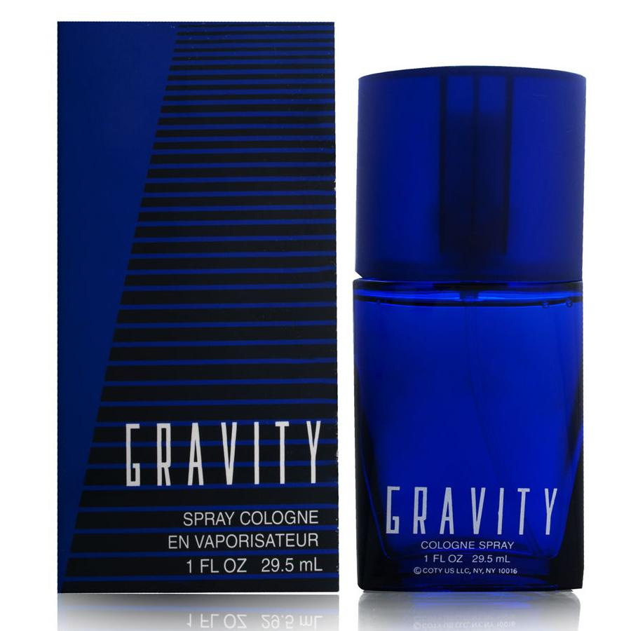Coty Gravity Cologne for Men by Coty