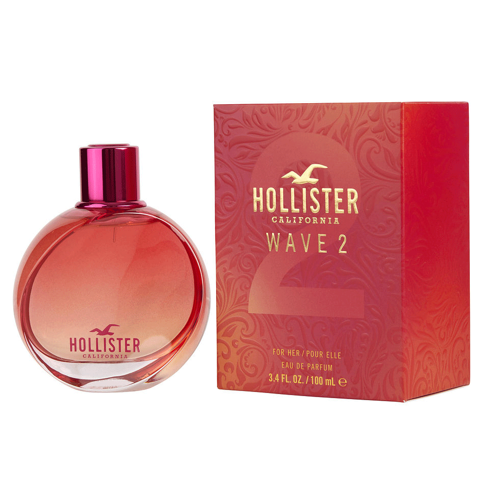 Hollister Wave 2 Perfume for Women