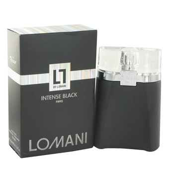 Lomani Intense Black