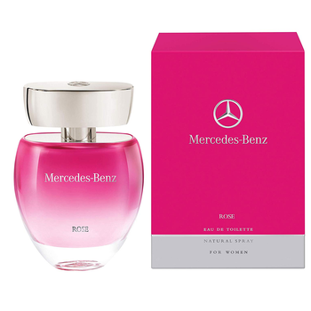Mercedes Benz Rose