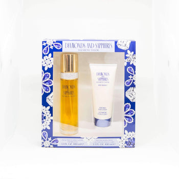 Elizabeth Taylor Diamond And Sapphires Perfume Gift Set for Women